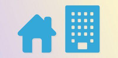 ¿Debería comprar una casa o departamento?
