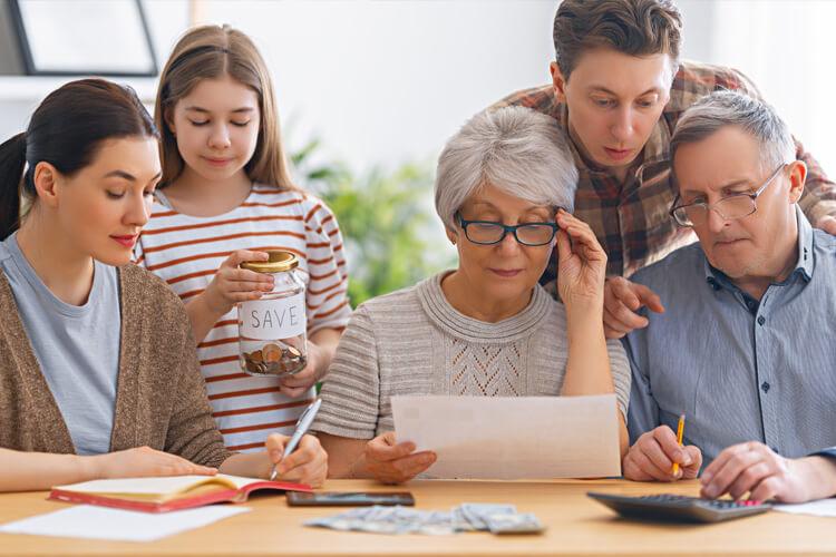 ¿Por qué es conveniente un presupuesto familiar?